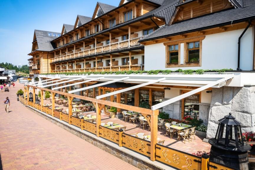 Hotel Bania, Białka Tatrzańska, Poland