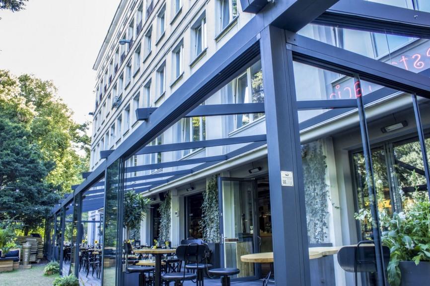 Restaurant Na Lato, Warszawa, Poland