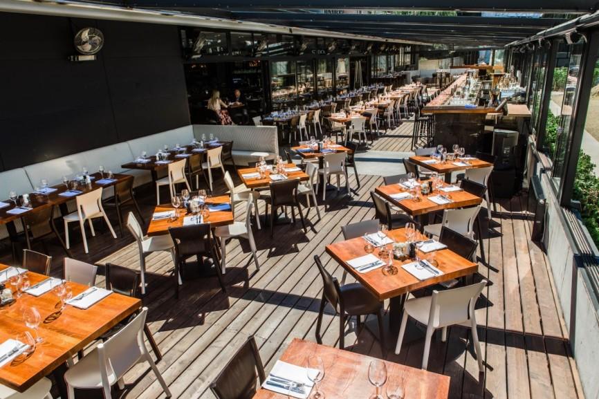 Restaurant STIXX Bar&Grill, Warszawa, Poland